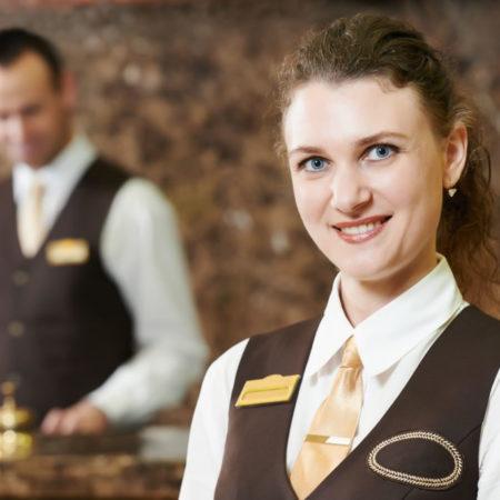 Assistente de Hotelaria