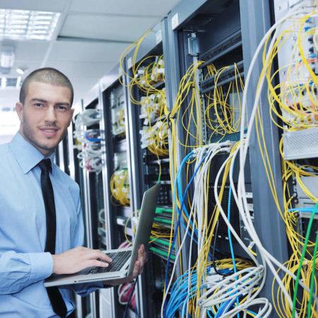 Tecnologia, redes e infraestrutura